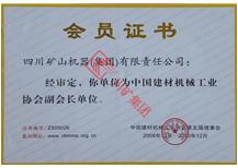 中国建材协会副会长